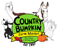 Country Bumpkin Farmer's Market Logo